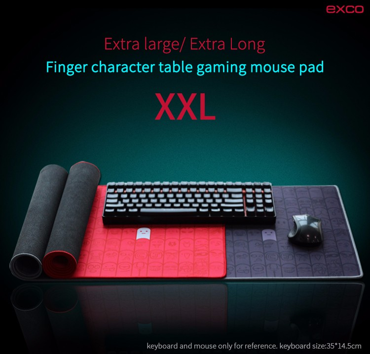 Exco custom professional mouse pad xxl gaming mousepad for gift exco custom professional mouse pad xxl gaming mousepad for gift souvenir etc negle Gallery