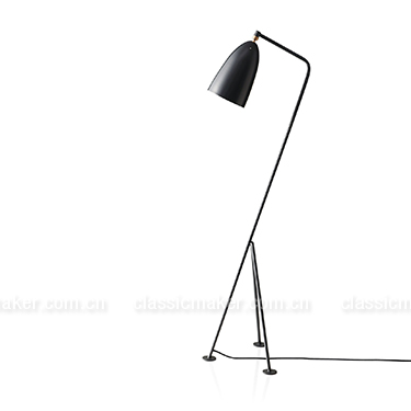 Volume manufacture superior service floor bedroom lamp