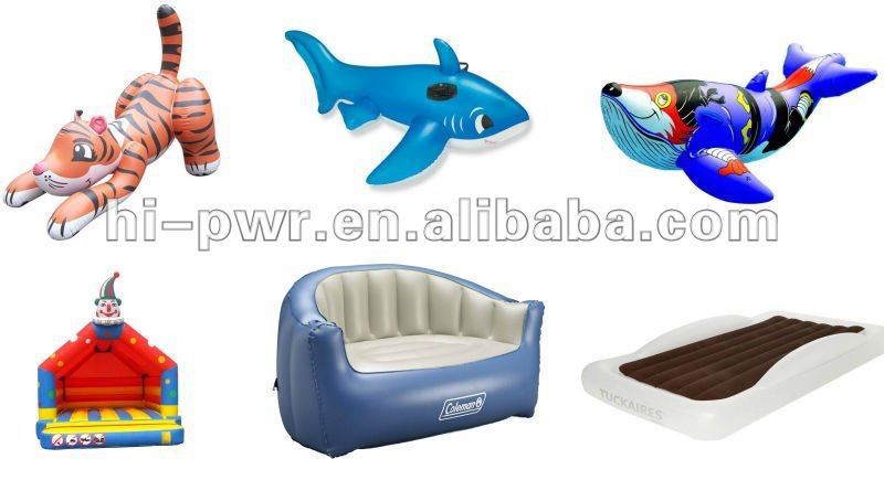 Inflatable Animal Toys Making Machine High Frequency Air Toys ...