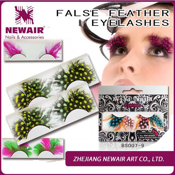 Wholesale Black False Eyelashes Fake Eye Lash