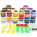 36 Colors Play Dough Tools Set Children s DIY Handmade Plasticine Clay Play Doh Kids Educational