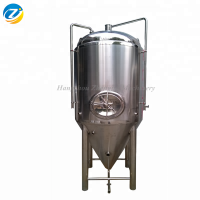 Beer Brewing Equipment 500L Brite Tank for Micro Brewery