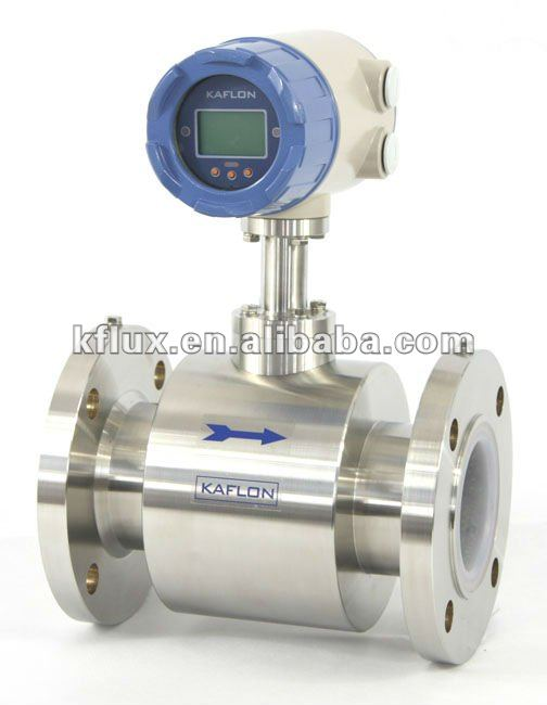 6 electromagnetic flowmeter (ISO9001) Excellent Performance and Perfect Flow Solution for Beverage, Food, Beer and Water