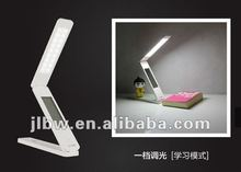 New Design LED desk lamp table laptop lamp lights book reading lights+Time showing+Date+Calendar +Temp+Alarm+LCD display