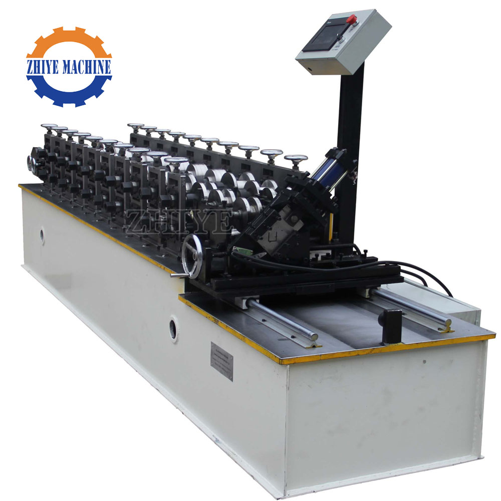 High Speed CU Steel Metal Stud and Track Roll Forming Machine