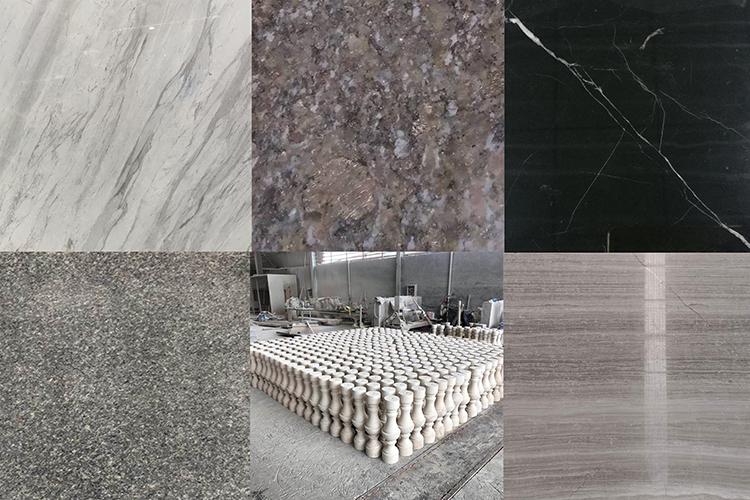 Granite Kerbstone Manufacture