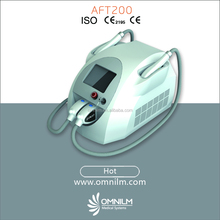 Home ipl laser hair removal and skin rejuvenation beauty salon equipment