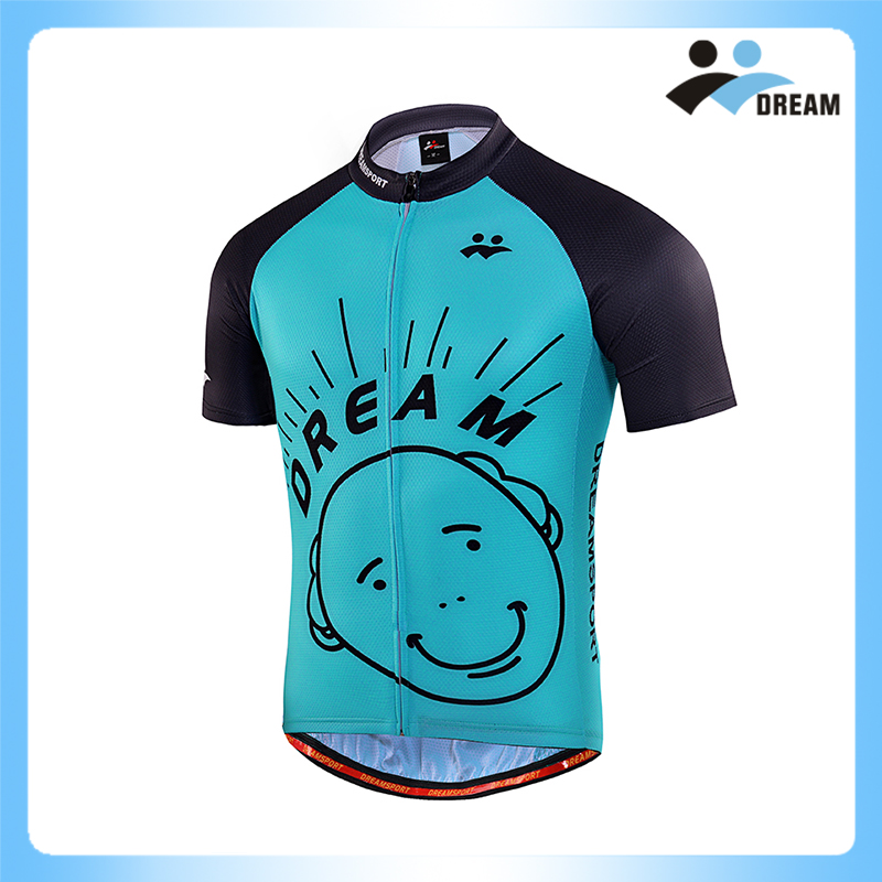 DREAM SPORT 2016 100% polyester <strong>specialized</strong> cute cycling jersey, bike shirts, bicycle top short sleeve