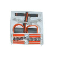 Wholesale orange color skipping jump rope