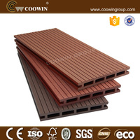 thermal Insulation wood plastic composite decking board