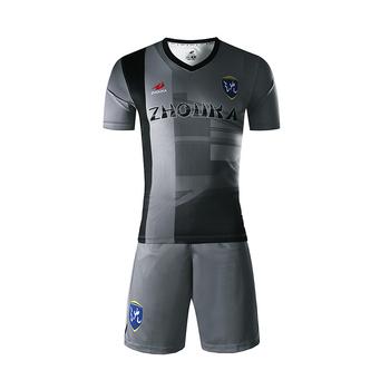 bc18bf1246ed8 Diseño equipo juvenil uniforme de fútbol soccer Jersey jersey de fútbol ...