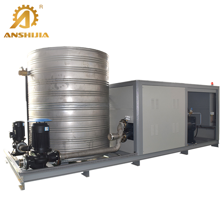 Suzhou High Quality Industrial Water Cooled Screw Chiller