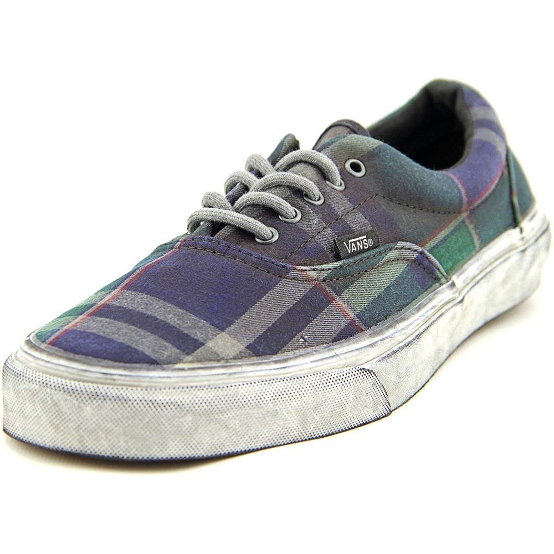 Vans Era CA (Overwashed) Plaid Shoes 93456440b