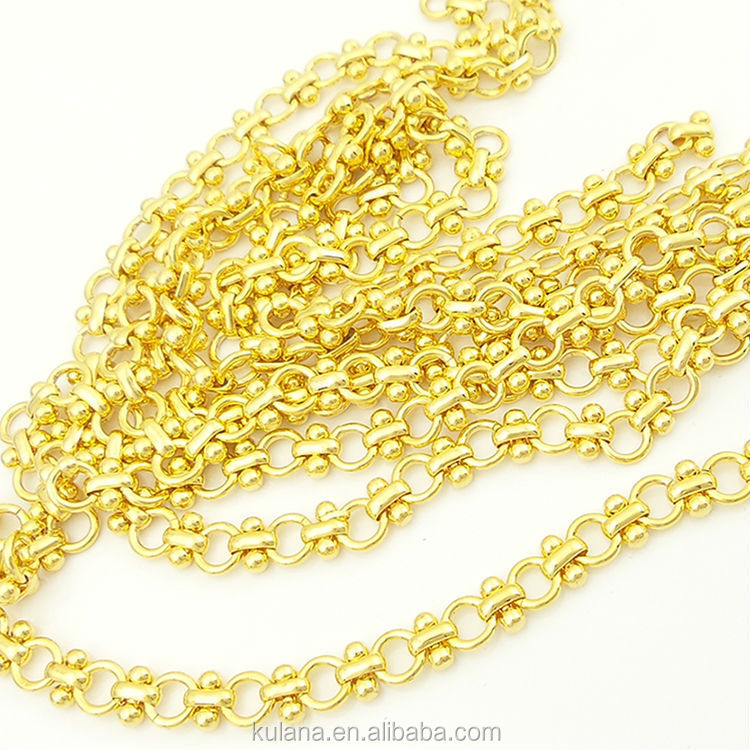 brass accessory lighting polished progress gauge chains chain p