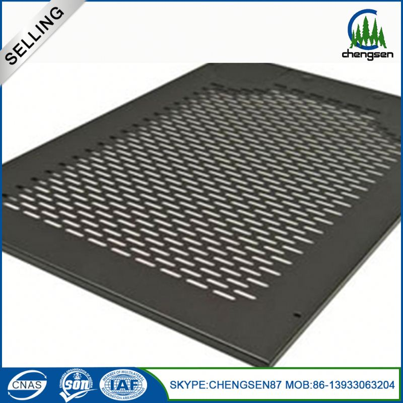 China high quality stainless steel perforated metal tray