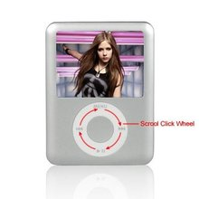 MP4 Player 1. 8 Inch LCD Scroll Click Wheel 1GB