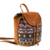 Trend 2019 Ladies Vintage Backpacks Bohemian Embroidery Double Use Mini Backpack Bag