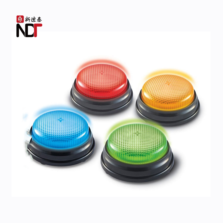Red Button Bs Buzzer Light Up Funny Sounds Talking Noise Buttons Alert New  - Buy Talking Noise Buttons,Sounds Talking Noise Buttons,Red Button Product