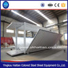 Shipping container workshop with hydraulic system cafe shop For Mobile cafe bar design and food Kiosk booth for sale