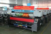 Dye sublimation Print textile inkjet printer Economical large format 3.2M