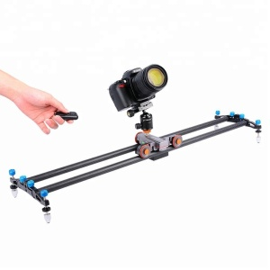Dslr Phone Curved Dolly Track Wheels Motor Motorized Slider For Camera