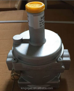 GAS PRESSURE REGULATOR(madas) WITHOUT Gauge