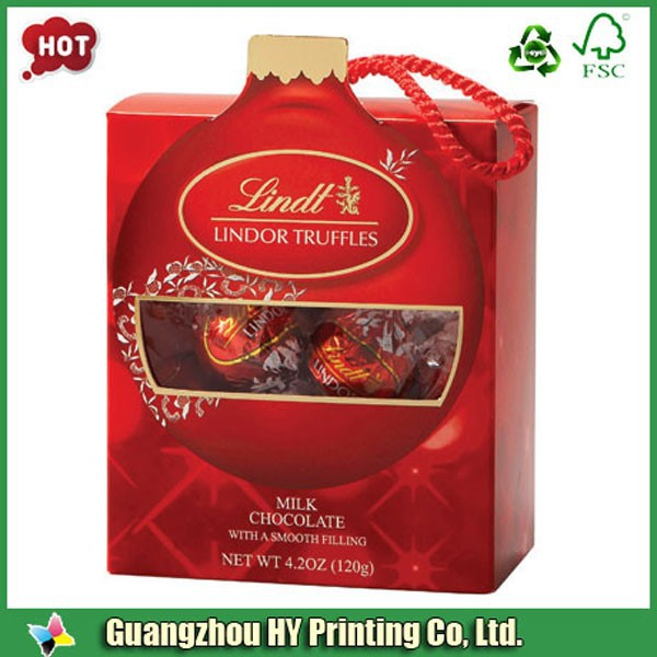 Chinese manufacturer boxes for packaging desserts