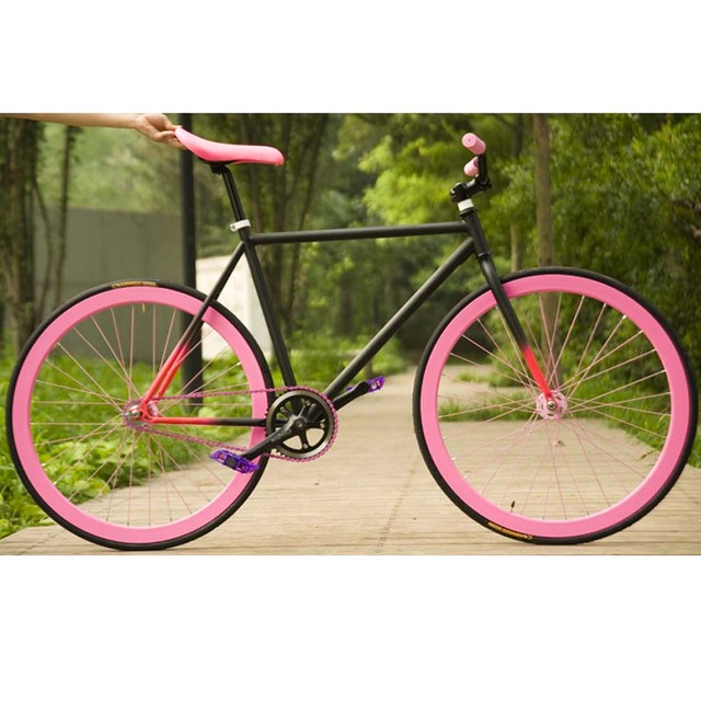 Buy Cheap China Fixed Gear Pink Products Find China Fixed Gear