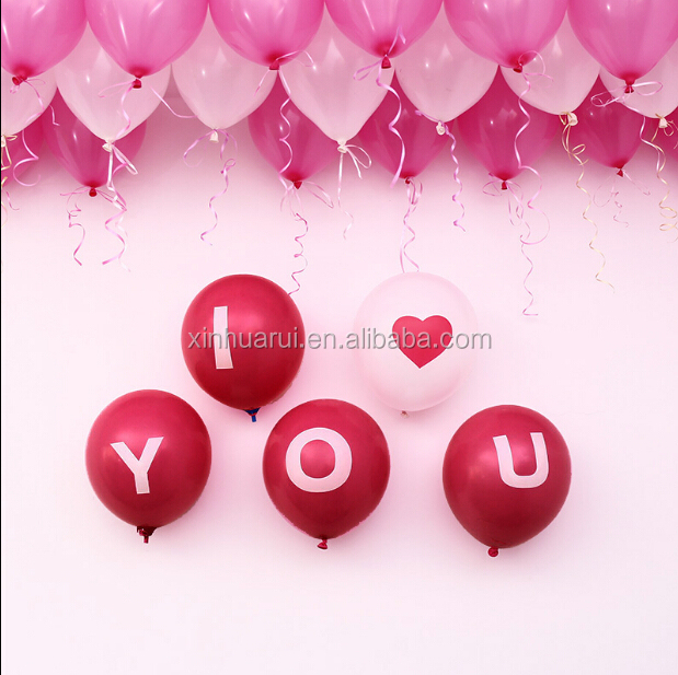 branded balloons Cheap globos colorful wedding favors baloons for kids party latex party decoration