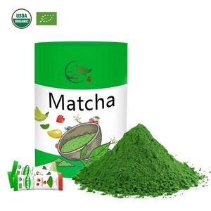 Dropship USDA Wholesale Pure Flavoured BIO Organic Ceremonial Japanese  Japan Ceremony Green Te Matcha Tea Powder