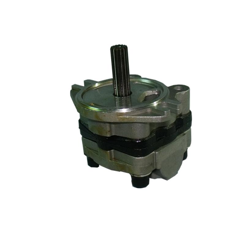 high quality KYB27E hydraulic gear pump for excavator Kayaba