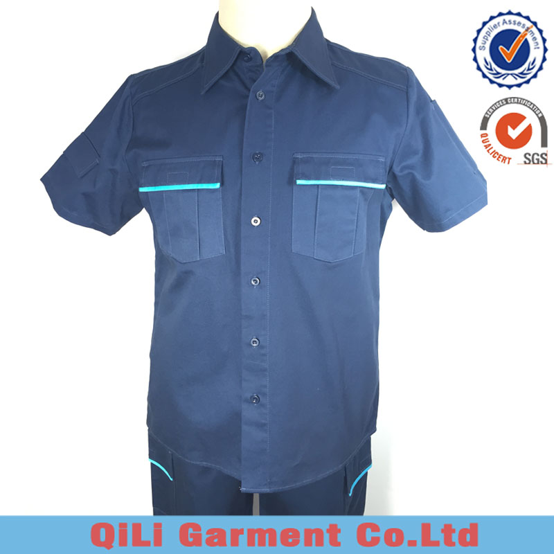work wear suit for logistics and construction custom design
