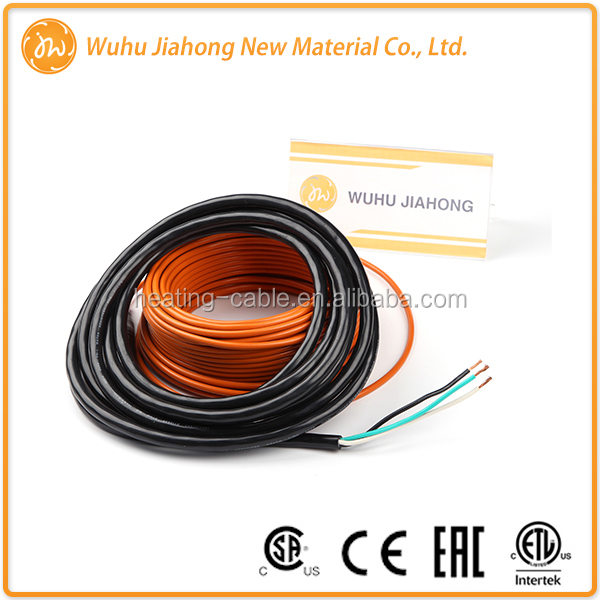 Dense Concrete Floor Warming Cable For Storage Heat in Thermal Mass