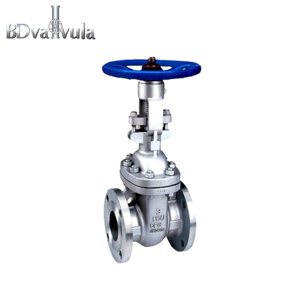 API rising stem cast iron gate valve 3 inch for water oil gas