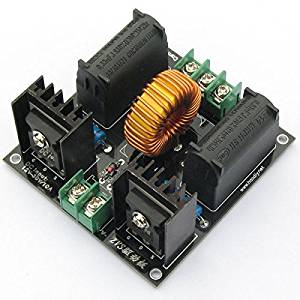 DIY ZVS Tesla Coil Power Supply Boost Voltage Generator Drive Board Induction Heating Module