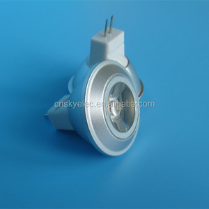 new product led lighting mr11 gu4 ce rohs 12v 24v 3w bulb 3w led spotlight