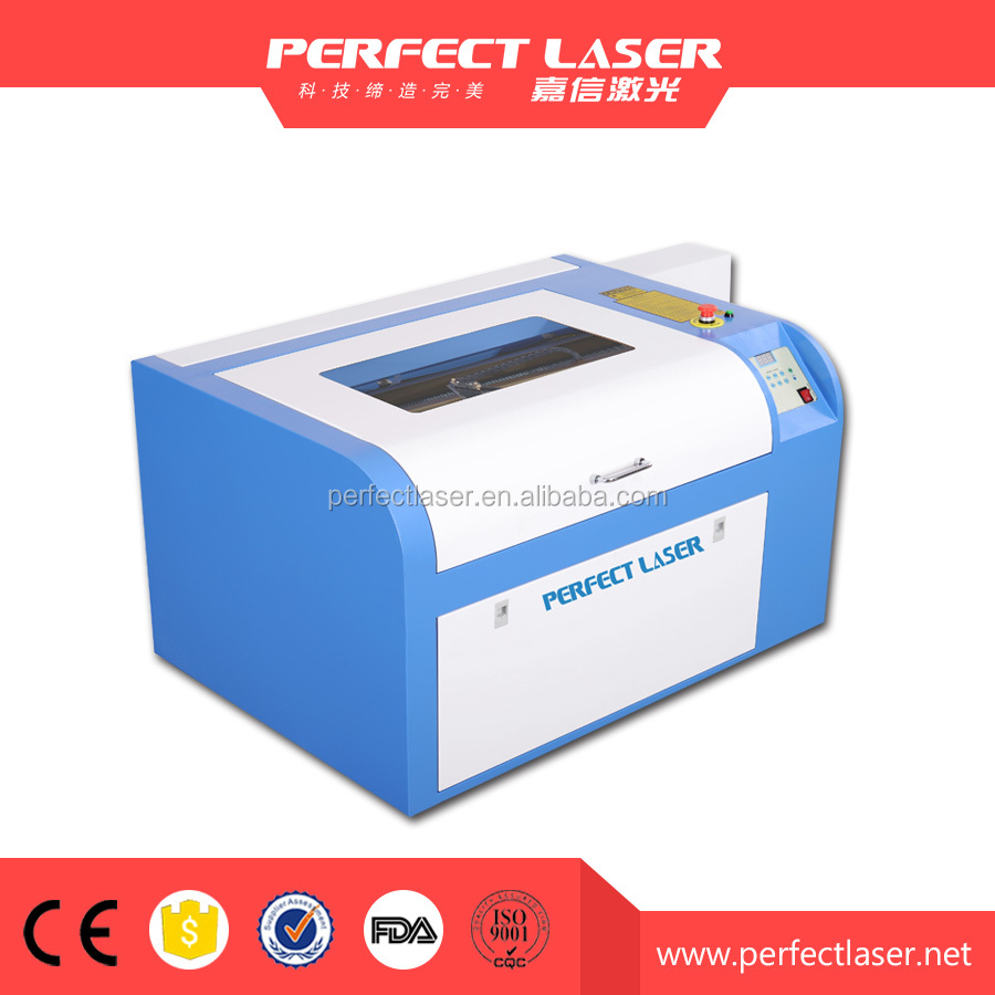 40w 50w portable wood laser cutting machine /small hobby DIY laser cutting machine