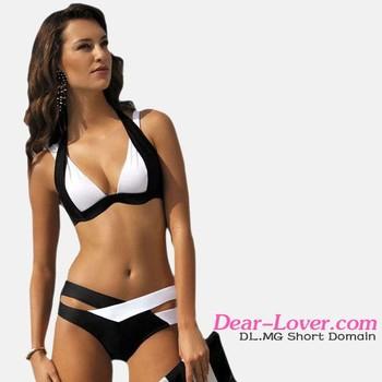 f4813f6cbb25a Wholesale Plus Size Push Up Bikinis Woman Swimwear 2016 - Buy ...
