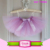 2018 Children Frocks Designs Wholesale Fashion Handmade Tulle Girl Tutu Blue Baby Skirt Super Fully Pettiskirts For 0-4 Years