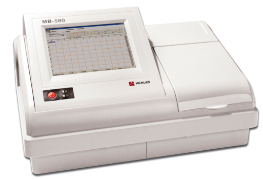 Full-Automatic Medical micro-plate reader
