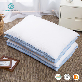 Soft Goose Down Alternative Filling Hotel Pillow Wholesale Pillow Adorable Down Alternative Pillow Inserts