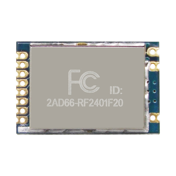 G-NiceRF NRF24L01 Chip Module NiceRF RF2401F20 2.4G Wireless Receiver Transmitter Module with FCC Certifacation