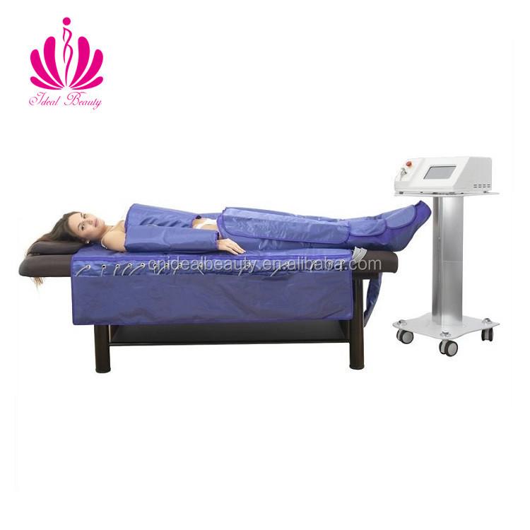 Tragbare pressotherapie lymphdrainage abnehmen maschine für körper gestaltung (S035A)