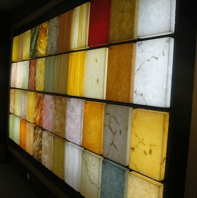 Decorative Translucent Panels : Translucent wall panel decorative acrylic