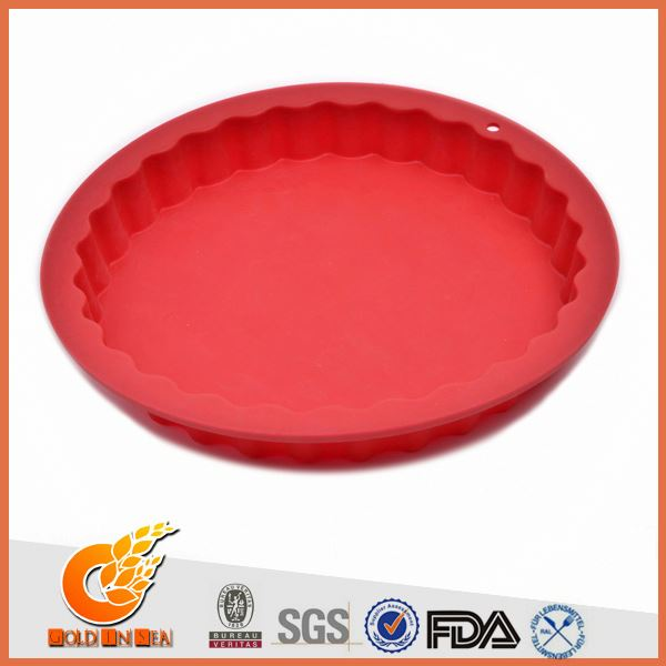 Welcomed to customized silicone rubber candle molds(GIS10452)