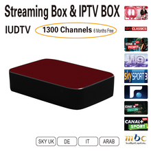 Russian iptv UK Italy Deutch Arabic Spain USA Turkey IPTV Streaming Box  Streaming Sever Stalker Middleware Better Mag254 Mag250