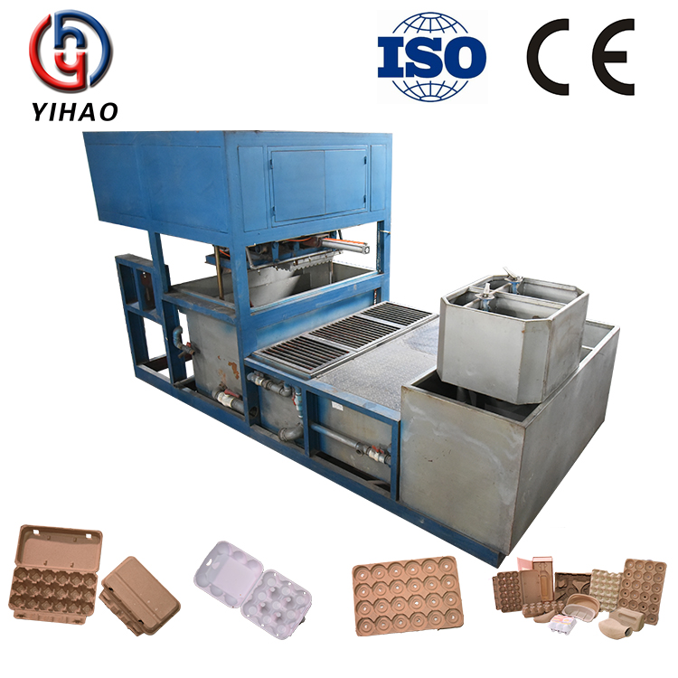 2016 r1234yf refrigerant recycling machine Recycling best cable tray manufacturing machine Carton egg tray machine manufacturer