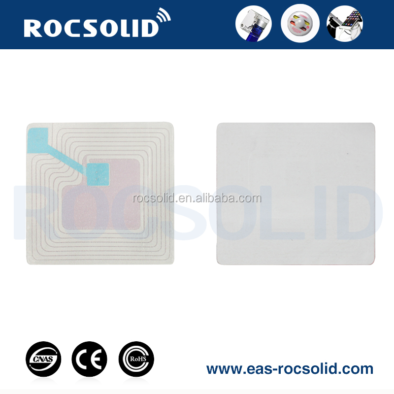 8.2MHz Security Tags Stickers EAS Printable Security Label for food,Magnetic Book Security Label