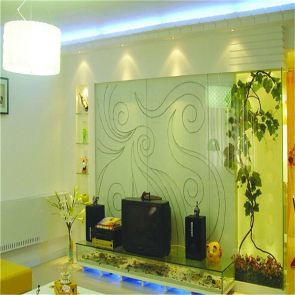 Decorative Acrylic Resin Clear Plastic Wall Panels - Buy Clear ...