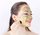 Best Quality Skin Whitening 24K Gold Foil Magnetic Face Mask for Blackhead and Anti Aging